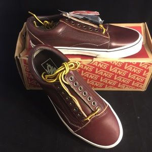 Vans Old Skool Rum Raisins Men's 6.5/ Women's 8